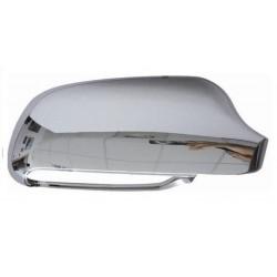 Calotta specchietto retrovisore cromata con funzione assist lane passeggero dx