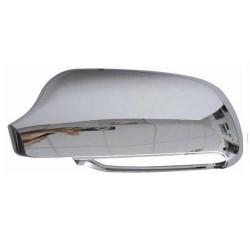 Calotta specchietto retrovisore cromata con funzione assist lane guida sx
