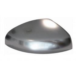 Calotta specchietto retrovisore cromata in alluminio passeggero dx