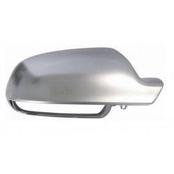 Calotta specchietto retrovisore cromata in alluminio con funzione assist lane passeggero dx