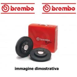 Brembo 09A19013 Disco freno posteriore