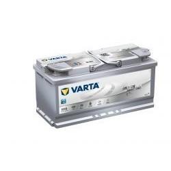 Varta Silver Dynamic Batteria di avviamento 105 Ah B13 dx 394x175x190