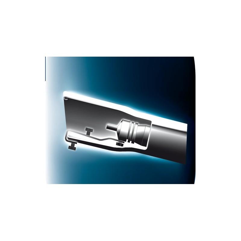 Turbo Sound S per terminale di scarico diametro 32/43 mm