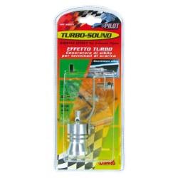 Turbo Sound L per terminale di scarico diametro 44/55 mm
