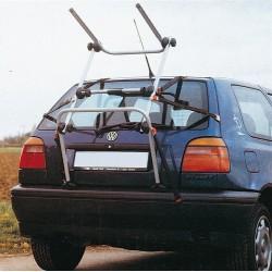 Follow Me X3 Portabiciclette posteriore ripiegabile