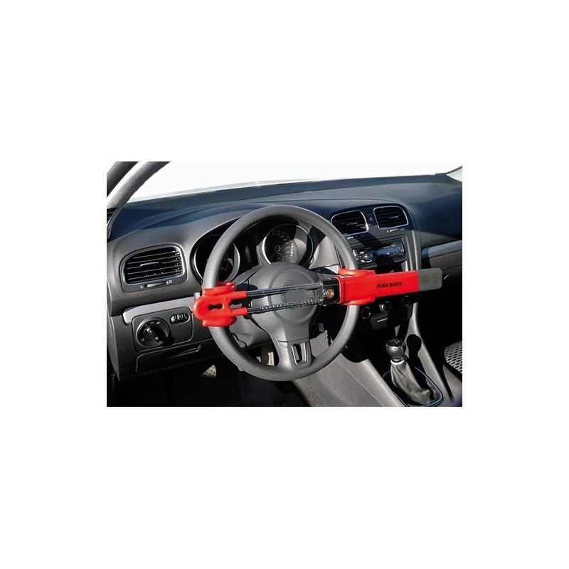 Dura Block asta bloccasterzo e antifurto per airbag