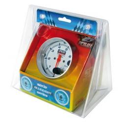 Contagiri diesel 0 6000 RPM diametro 3 3/4 95 mm blue Light 4/6/8 cilindri