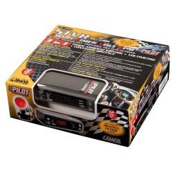 STVR Timer arresto motore Voltimetro e contagiri digitale 12V