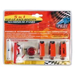 Pannello accensione Racing 12V