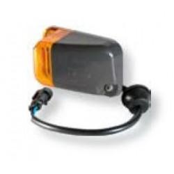 Fanale freccia laterale arancio passeggero - dx